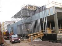 Soome - Lähteranta ärikeskuse ehitus - 2010